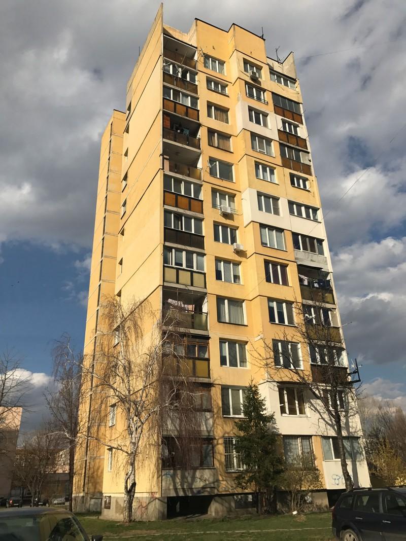 Многофамилна жилищна сграда - бл. №125