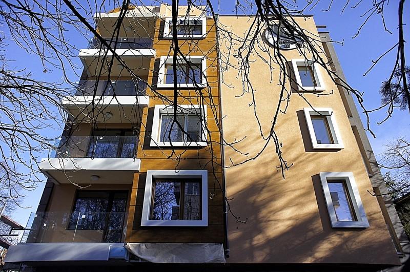 Жилищна сграда ул.Кораб Планина