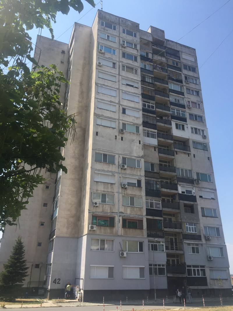 Многофамилна жилищна сграда - бл. №42