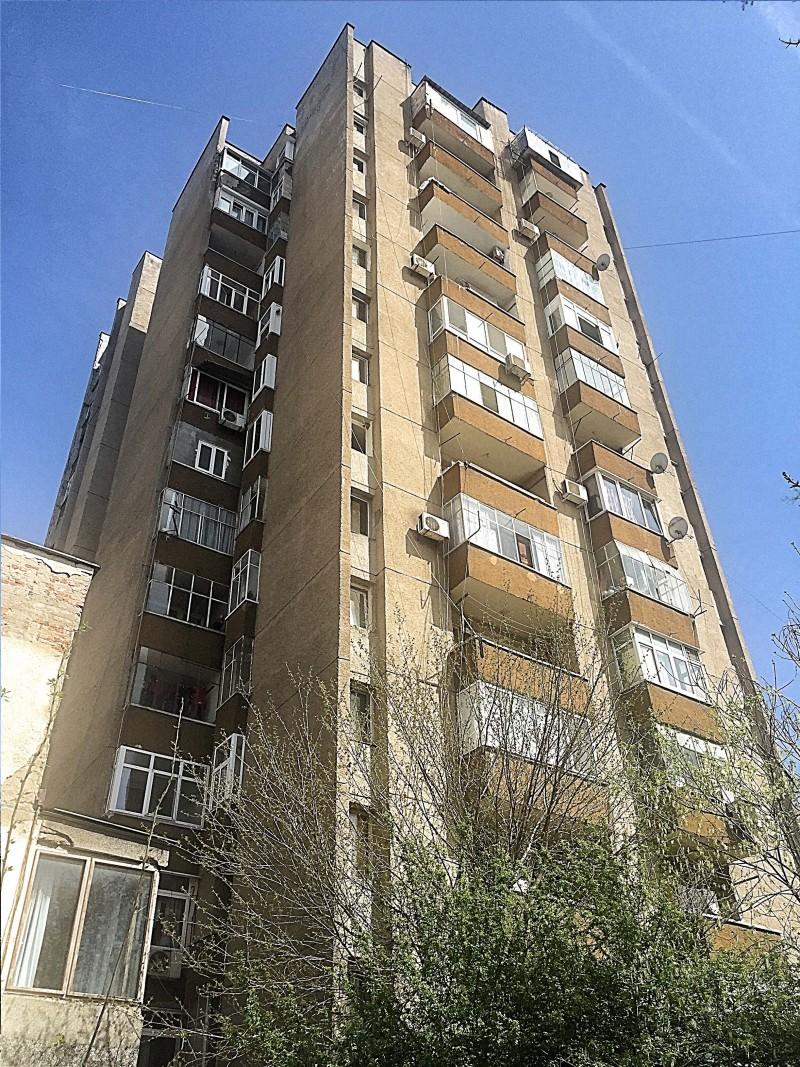Многофамилна жилищна сграда - блок №2